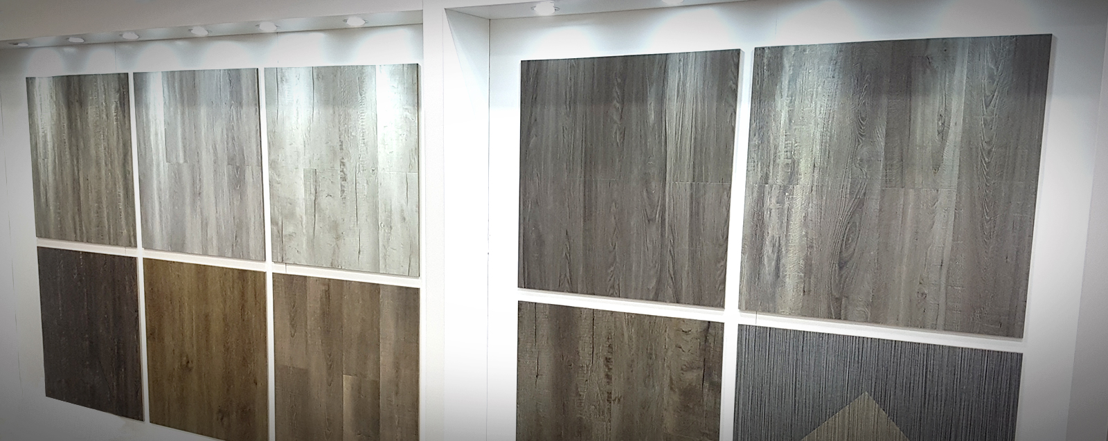 Luxury Commercial Vinyl Tiles & Planks