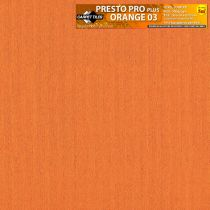 Presto PLUS Orange carpet tile 03