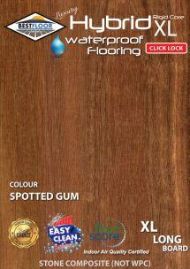 hybrid spotted gum australian coastal cheapest best hybrid waterproof flooring