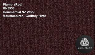 kingsgate heather plumb red wool commercial carpet cheap school