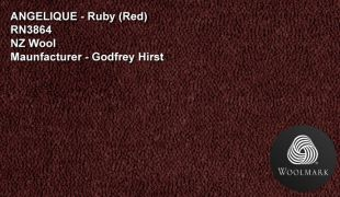 Wool plush angelique ruby ming condo candy cherry ripe wool carpet cheap godfrey hirst