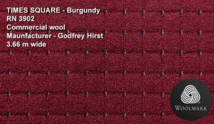 godfrey hirst commercial wool carpet times square burgundy red heritage carpet lifetime r