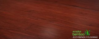 Jarrah (red) - Satin bamboo Flooring