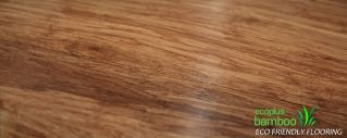 Mocha Coffee - Gloss Bamboo flooring