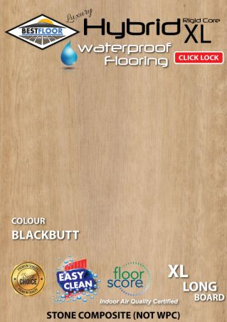 hybrid australian coastal blackbutt grey cheapest best timber hybrid waterproof floor laminate