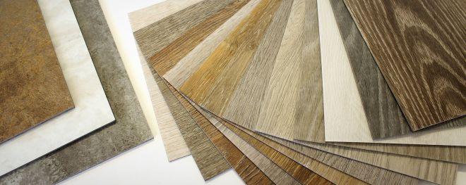 vinyl aand stone flooring sound absorbing